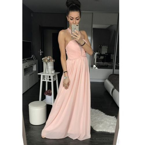 587fd0fbbc373f ... Sukienka model 17739 powder pink, Yournewstyle - Galeria Sukienka model  17739 powder pink, Yournewstyle ...