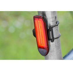 lampa rowerowa tylna red line 20 lm marki Mactronic