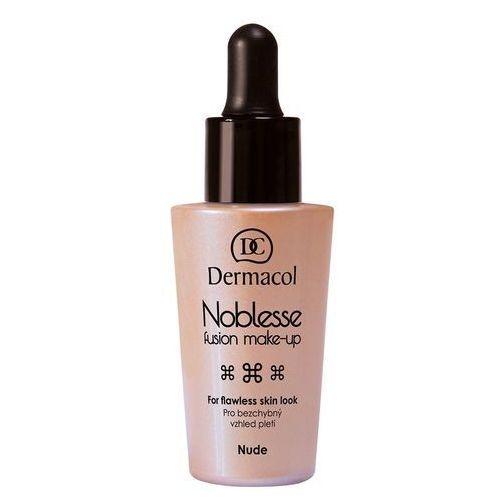 Dermacol noblesse płynny make-up odcień č.02 nude 25 ml - Super oferta