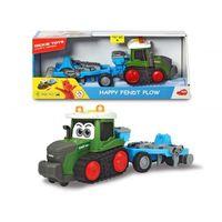 Traktor happy ciągnik gąsienicowy fendt i plug (4006333059612)