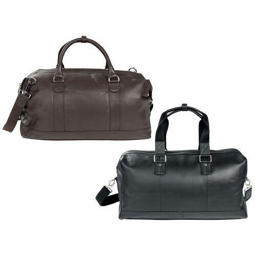 Livergy® torba skórzana podróżna, 1 sztuka