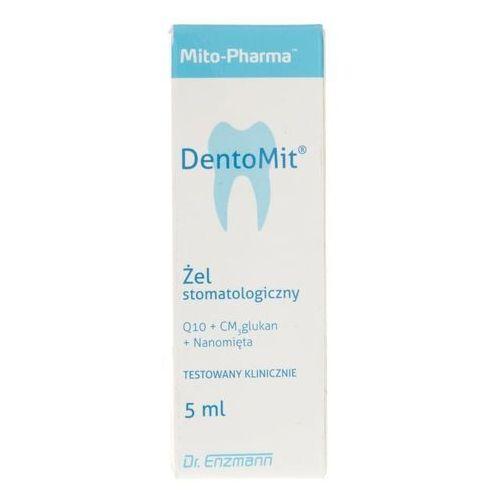 Mito-Pharma DentoMit żel stomatologiczny - 5 ml