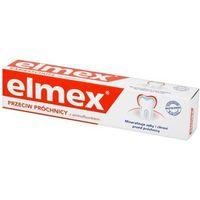 Elmex 75ml pasta do zębów przeciw próchnicy | darmowa dostawa od 150 zł!