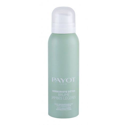 Payot herboriste détox anti-heaviness refreshing care spray do stóp 100 ml dla kobiet - Świetny upust