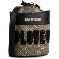 Torebka LOVE MOSCHINO - JC4020PP18LB290A Nero