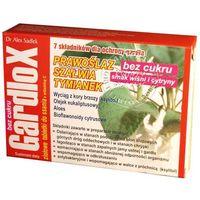 Gardlox ziołowe tabletki do ssania bez cukru o smaku wiśni x 16 tabl (5906948824683)