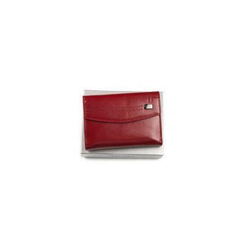 071933ee80bd4 Rovicky Mały portfel damski skórzany cpr 005 asl r czerwony - Cena ...