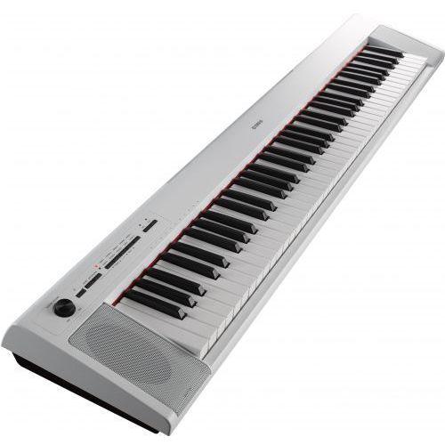 Yamaha np 32 wh pianino cyfrowe, kolor biały