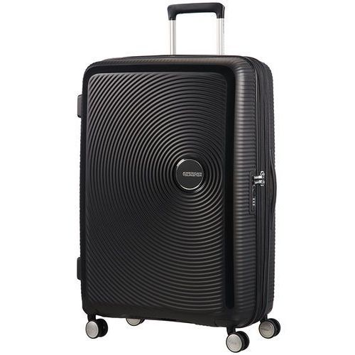 American tourister walizka soundbox 77, black