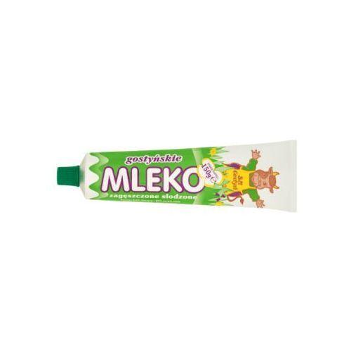 GOSTYŃ 150g Mleko Białe Tubka