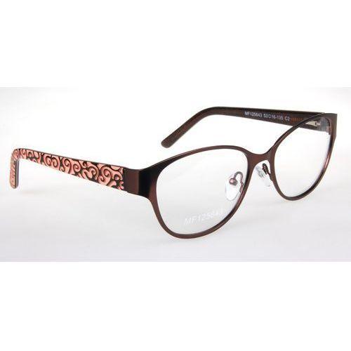 Oprawki okularowe lorenzo mf125643 c2- brąz Lorenzo conti