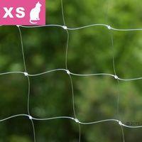 Bitiba Siatka ochronna dla kota, transparentna, xs - 2 x 3 m