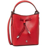 Torebka LAUREN RALPH LAUREN - Debby III 431764453006 Sports Red