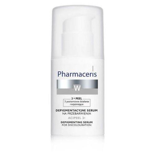 Pharmaceris W ACIPEEL 3X Depigmentacyjne serum na przebarwienia na noc 30ml