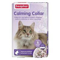 Calming collar - obroża relaksacyjna dla kotów marki Beaphar
