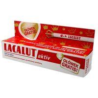 Lacalut Pasta do zębów Activ paradontoza 75ml + ołówek z koroną
