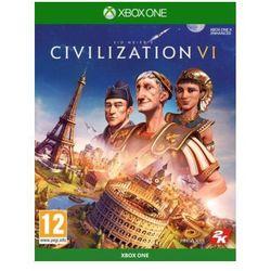2k games Sid meier's civilization vi gra xbox one cenega