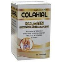 Kaps. Colahial - kolagen z kwasem hialuronowym x 60 kaps