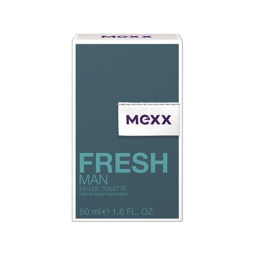 Mexx Fresh Men 50ml EdT - Niesamowita przecena