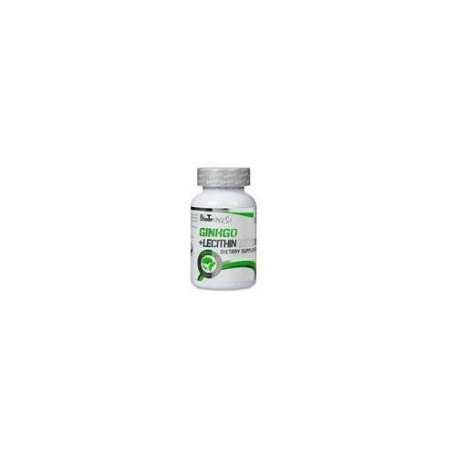 BioTechUSA Ginkgo Biloba+Lecithin 90caps