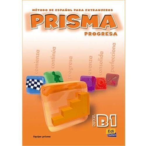 Prisma Nivel B1 Podręcznik + Cd Audio, oprawa miękka