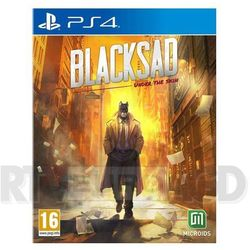 Blacksad Under the Skin (PS4)