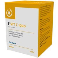 Proszek ForMeds F-VIT C 1000 400g proszek - suplement diety