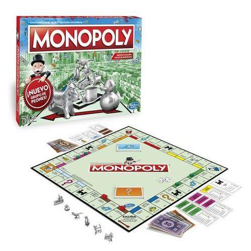 Gra monopoly barcelona marki Hasbro