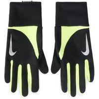 Rękawiczki Męskie NIKE - NRGB1023 023 Czarny Zielony