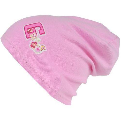 Czapka Dziecięca GIRLS krasnal ciamajda 40-42 Róż - CD14-1, kolor różowy