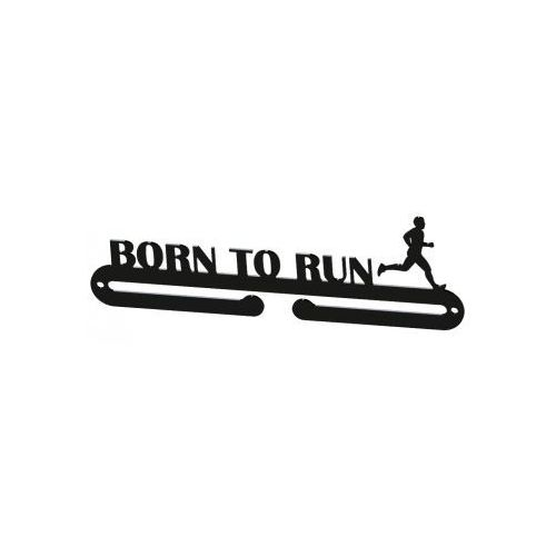 Wieszak na medale BORN TO RUN