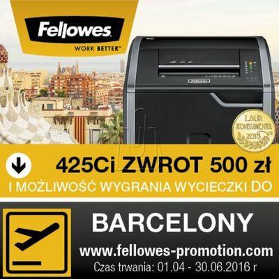 Niszczarki Fellowes