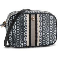 Torebka TORY BURCH - Gemini Link Canvas Mini Bag 57743 Black Gemini Link 892