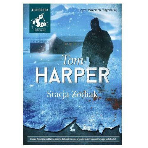 Stacja Zodiak Audiobook, Harper Tom
