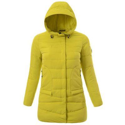 050dd52bb2735 kurtka damska telma w kategorii: Kurtki damskie, Kolor: żółty ceny ...
