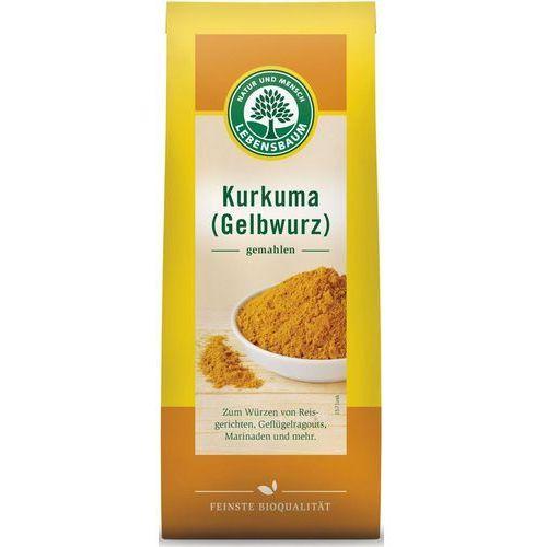 Lebensbaum Kurkuma mielona bio 50 g - (4012346157108)