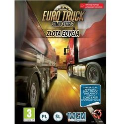 Euro Track Simulator 2 + Go East (PC)