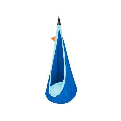 Fotel Hamakowy Dla Dzieci Joki Z Zestawem Montażowym Niebieski Jcd70