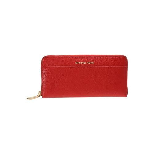 MICHAEL Michael Kors MERCER POCKET Portfel bright red