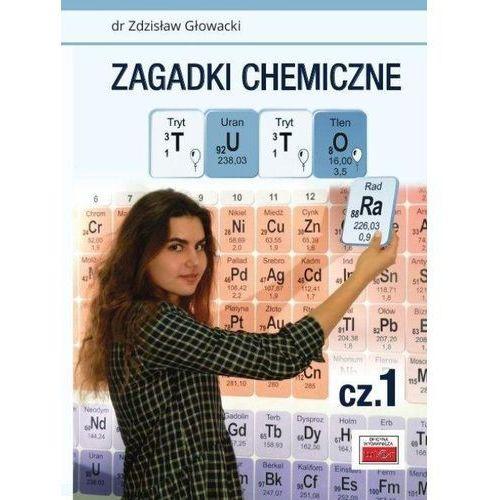 Zagadki chemiczne TUTORa - Zdzisław Głowacki (9788389563903)