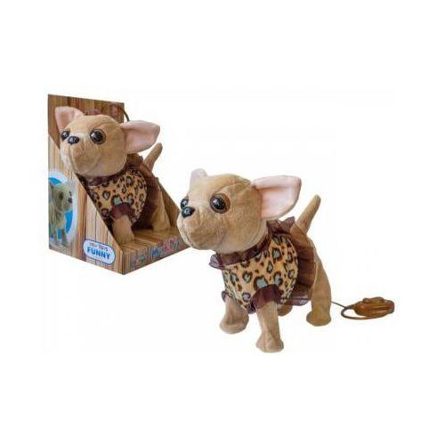 Maskotka interaktywna Piesek Chihuahua - DARMOWA DOSTAWA OD 250 ZŁ!!