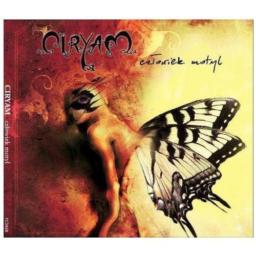 Człowiek motyl (CD) - Ciryam. DARMOWA DOSTAWA DO KIOSKU RUCHU OD 24,99ZŁ