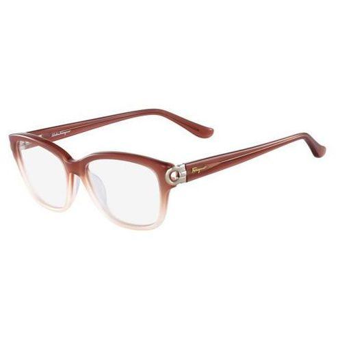 Okulary korekcyjne sf 2734 606 Salvatore ferragamo