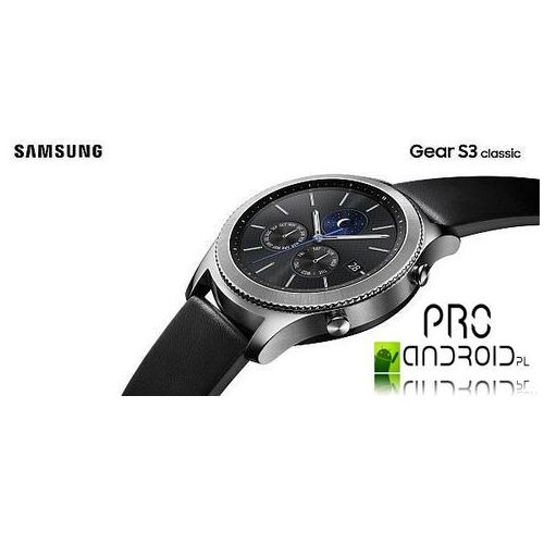 Samsung Gear S3 Classic SM-R770