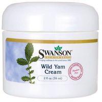 Swanson Dziki Pochrzyn (Wild Yam) Krem (Progesteron 97%) 59 ml