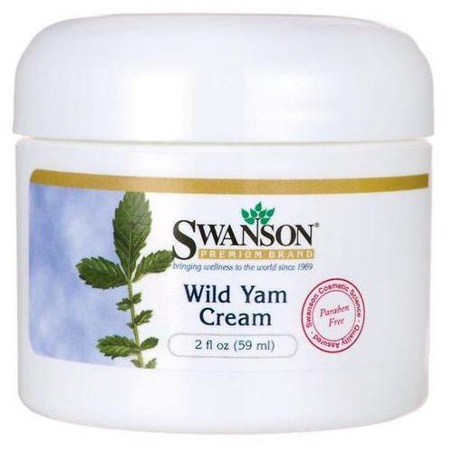 Swanson dziki pochrzyn (wild yam) krem (progesteron 97%) 59 ml marki Swanson health products