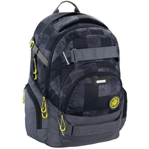 Coocazoo plecak szkolny carrylarry 2, mamor check (4047443340979)