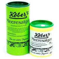 algi morskie - meeresalgen dla psa: waga - 100 g dostawa 24h gratis od 99zł marki Koebers