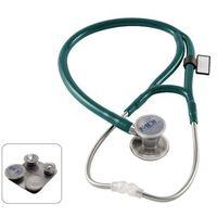 Mdf Stetoskop kardiologiczny procardial c3 z tytanu 6w1 - szmaragdowy