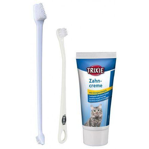 TRIXIE Zestaw do pielęgnacji zębów (4011905256207)
